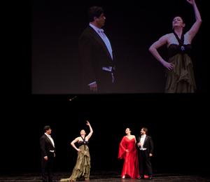 Una Noche de Cine en la Ópera