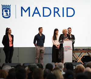 Madrid Student Welcome Day II