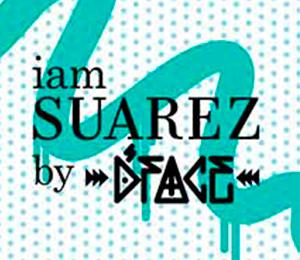 IAM SUÁREZ BY D*FACE